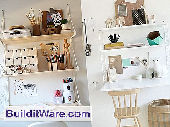 8 Home Office Desk Organisation Ideen, die Sie DIY