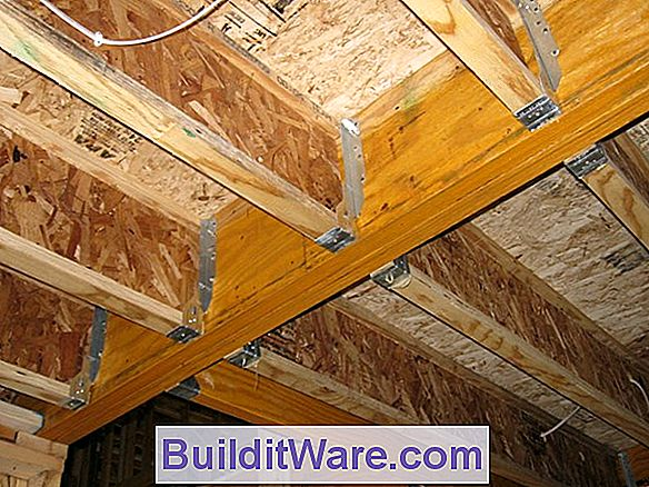 Patio Dak Maximale Beam & Rafter Spans