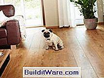 Fantastisch Der Bodenbelag Im Haus Hundebesitzer