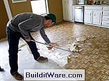 Hoe linoleum vloer te vervangen nuttig advies over reparatie