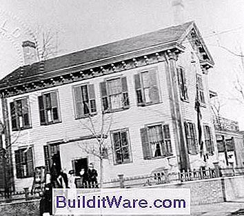 The Lincoln Home i 1910