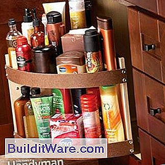 Badezimmer Vanity Storage Upgrades