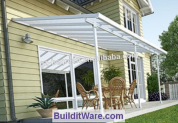 Træ til Patio Roofs & Gazebos