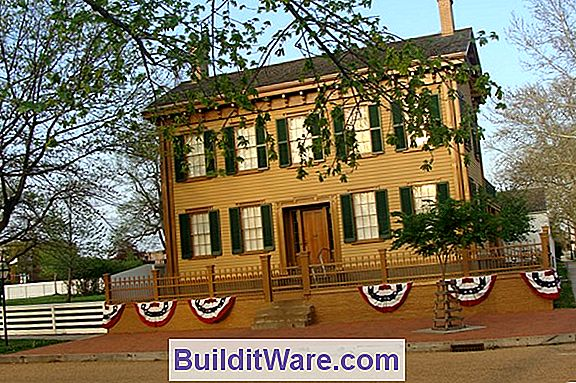 Touring Mr. Lincoln'S House: Heute Im Haus (Fortsetzung...)
