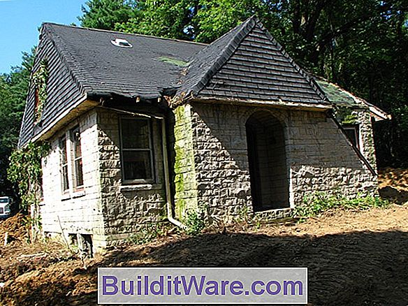 Stone Cottage Rehab