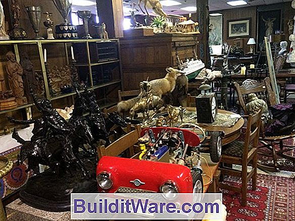 A Directory Of Architectural Salvage Stores