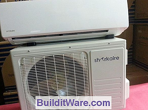 Ductless, Split-System Air-Conditioners