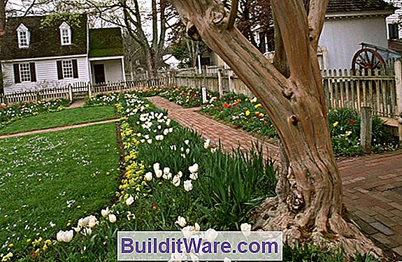 Gardens Of Colonial Virginia