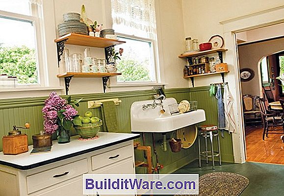 True Vintage Kitchen