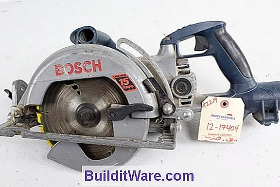Tool Review Bosch 1677Md: En Whalin 'Wormdrive