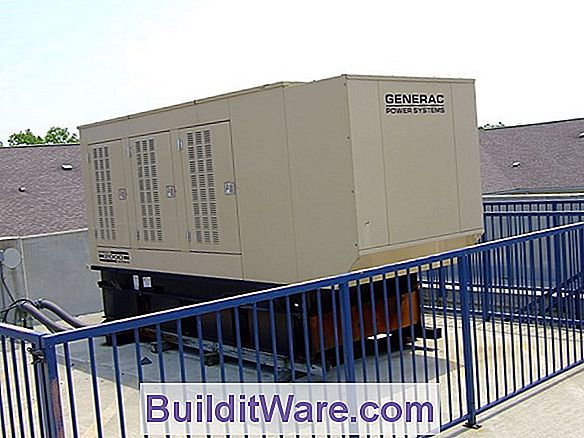 Standby Generators & UPS Backup Batterijen