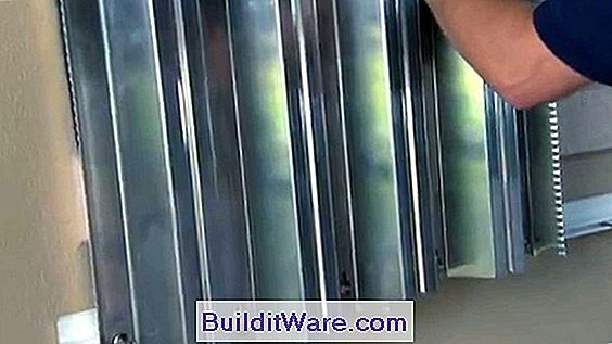 How to Install Metall Hurricane Shutters