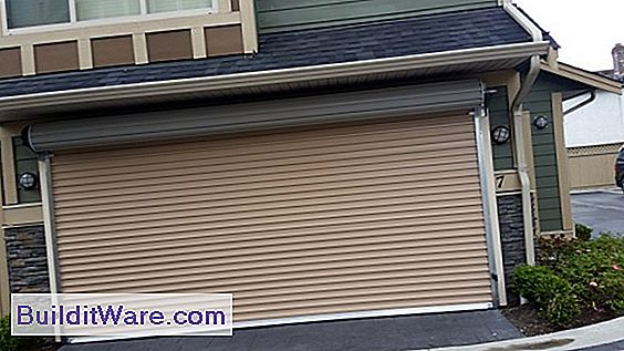 Garage Door Door-Up