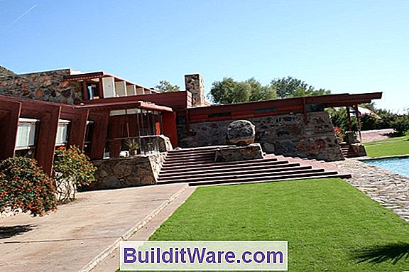 Wrights Taliesin West Target Net Zero Energy