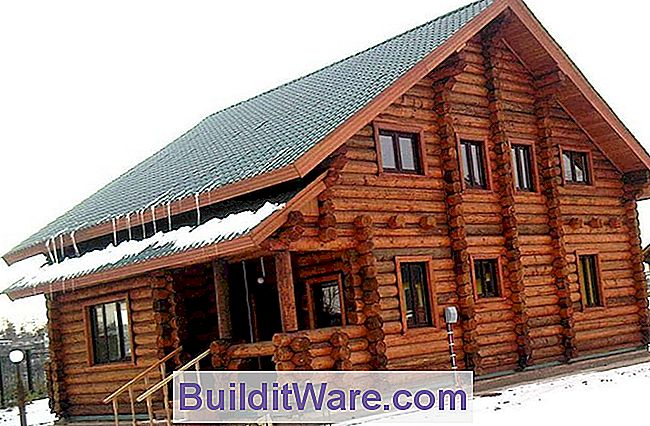 Dekoration eines Mountain Lodge Style Home