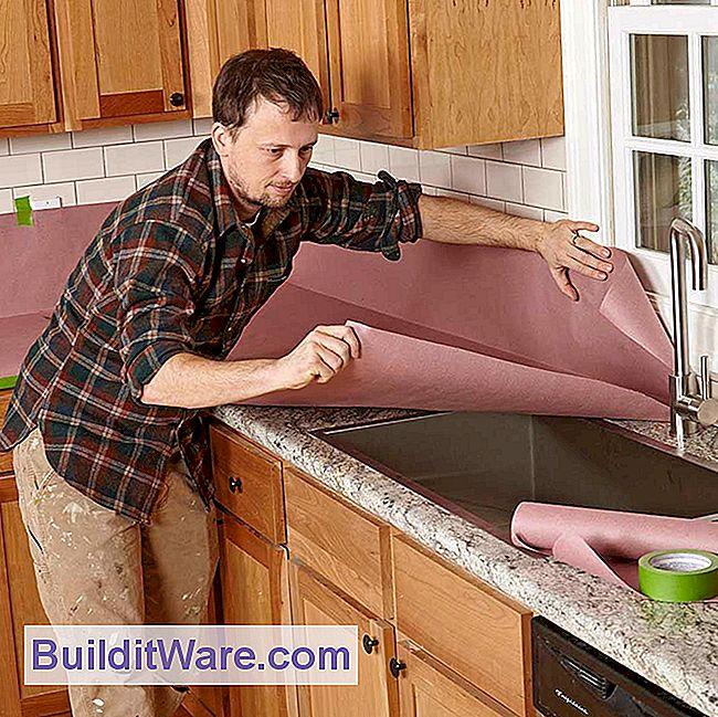 20 üBerraschende Tipps zum Malen von Küchenschränken - Nützliche ...