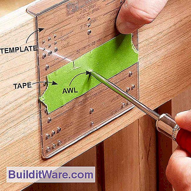 Wie man Schrank-Hardware installiert - Nützliche Hinweise Zu ...