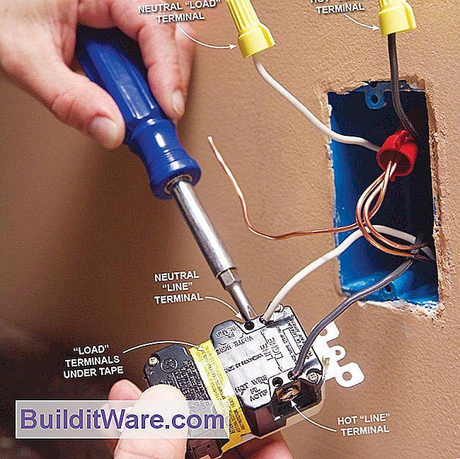 Top 10 Elektrische Fehler - Nützliche Hinweise Zu Reparieren. Machen ...