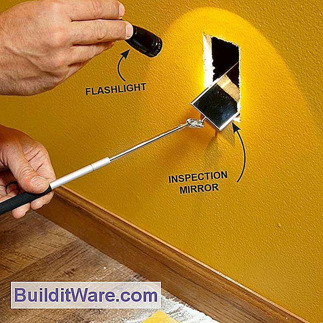 angeln electrical wire through walls n tzliche hinweise. Black Bedroom Furniture Sets. Home Design Ideas