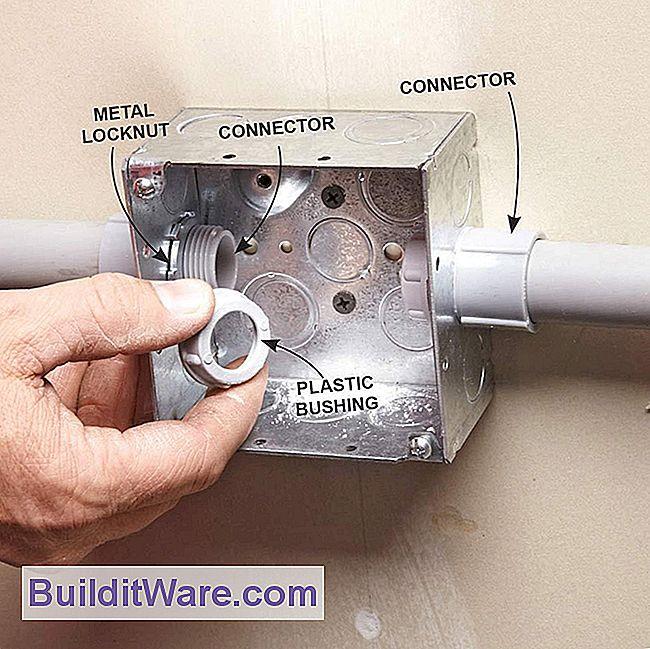 Installieren PVC-Leitung - Nützliche Hinweise Zu Reparieren. Machen ...