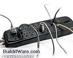 Verwenden Sie einen Überspannungsschutz für elektronische Geräte ...
