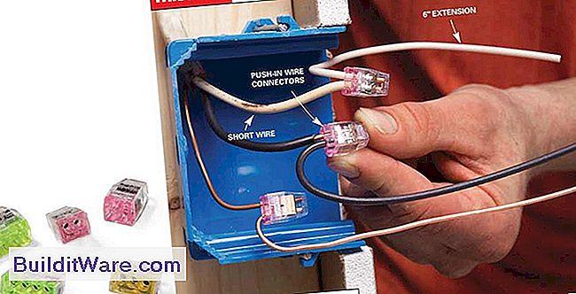 Verdrahtung eines Schalters und Steckdose Die sichere und einfache ...