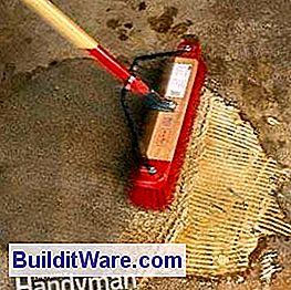 saubere garagenb den entfernen sie lflecken aus beton n tzliche hinweise zu reparieren. Black Bedroom Furniture Sets. Home Design Ideas