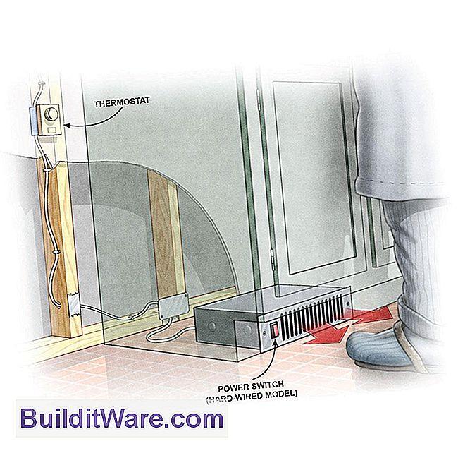 16 Möglichkeiten zum Aufwärmen eines Kühlraums - Nützliche Hinweise ...