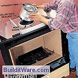 Bild 4: Installieren Sie Das Erste Entlüftungsrohr