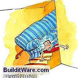 Evde kalıntıları kaldırma - ipuçları