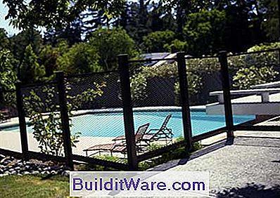 Marvelous Wo Kleinkinder In Der Nähe Sind, Muss Ein Schwimmbad Den Zugang Versperren.  Hier Umgibt Ein Kinderschutzzaun Den Poolbereich.