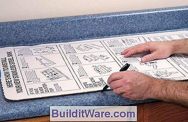 so installieren sie eine k chensp le n tzliche hinweise zu reparieren machen sie ihre eigenen. Black Bedroom Furniture Sets. Home Design Ideas