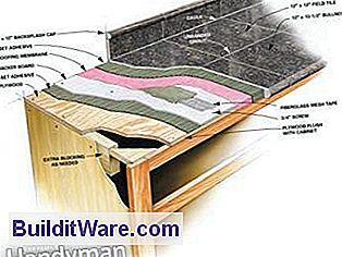 granit arbeitsplatten einbau granitfliese n tzliche hinweise zu reparieren machen sie ihre. Black Bedroom Furniture Sets. Home Design Ideas