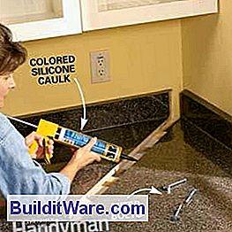 so installieren sie eine arbeitsplatte n tzliche hinweise zu reparieren machen sie ihre. Black Bedroom Furniture Sets. Home Design Ideas