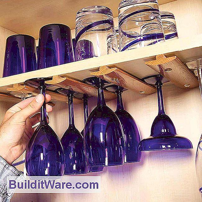 Clever Küchenschrank & Speisekammer Aufbewahrungsideen - Nützliche ...