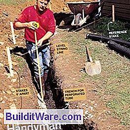 installieren sie ein in ground drainage system n tzliche hinweise zu reparieren machen sie. Black Bedroom Furniture Sets. Home Design Ideas