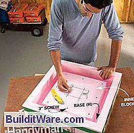 Bild 3: Becken Zusammenbauen