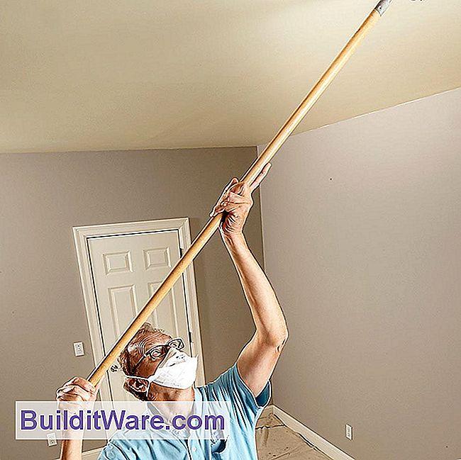 wie man eine decke malt n tzliche hinweise zu reparieren machen sie ihre eigenen h nde. Black Bedroom Furniture Sets. Home Design Ideas