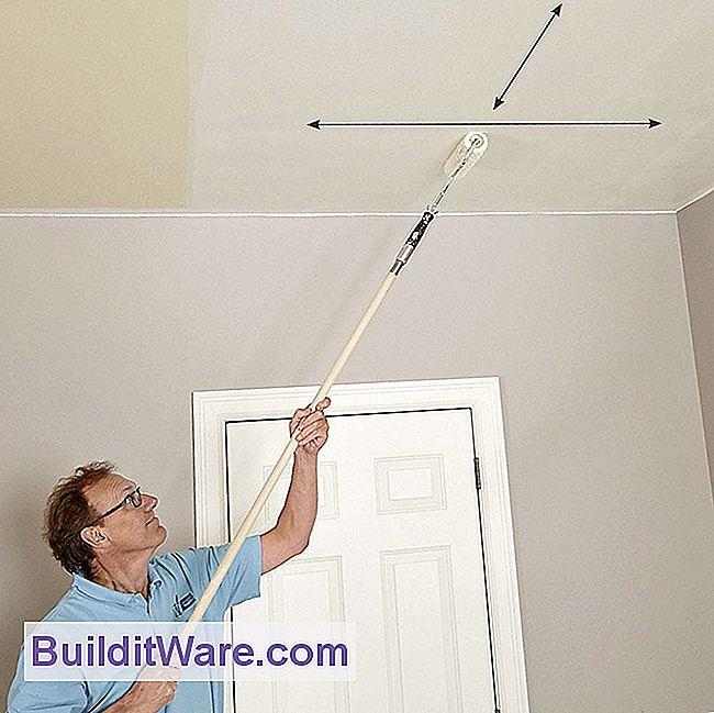 Wie Streicht Man Eine Decke : wie man eine decke malt n tzliche hinweise zu reparieren machen sie ihre eigenen h nde ~ Buech-reservation.com Haus und Dekorationen