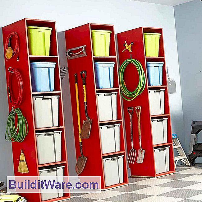Plus: 27 Einfache Wege Zur Organisation Ihrer Garage
