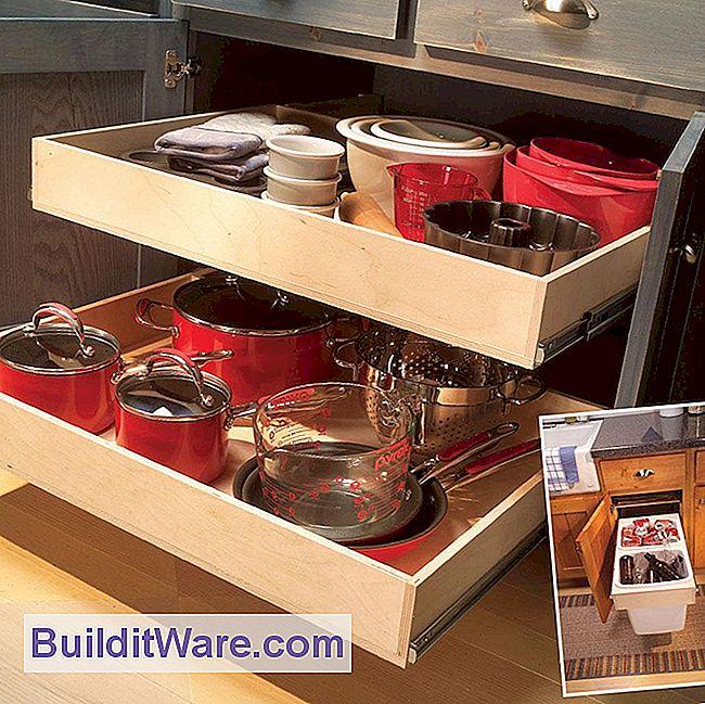 7 Rollout-Schubladen, die Sie selbst bauen können - Nützliche ...