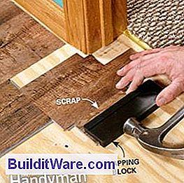 wie man luxury vinyl plank flooring installiert n tzliche hinweise zu reparieren machen sie. Black Bedroom Furniture Sets. Home Design Ideas