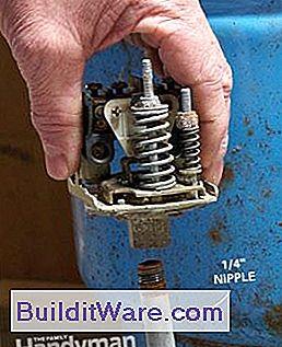 Wie man einen Brunnenpumpen-Druckschalter ersetzt - Nützliche ...