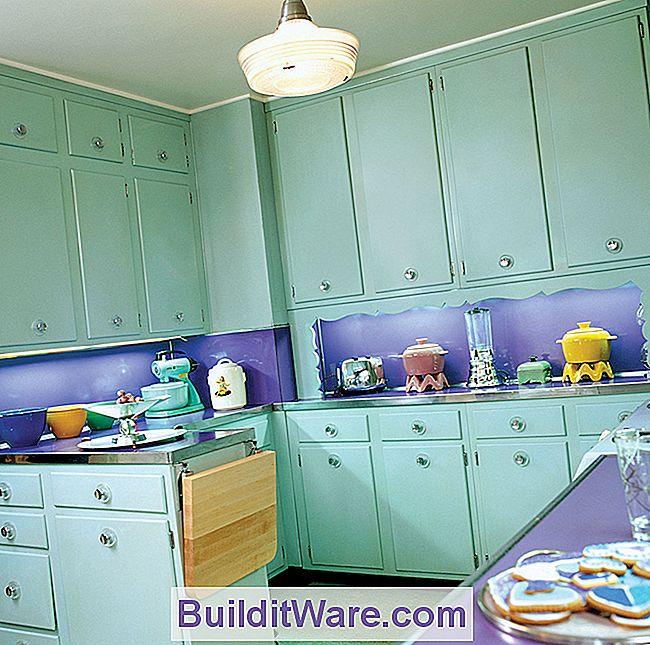 1950er k che n tzliche hinweise zu reparieren machen sie ihre eigenen h nde. Black Bedroom Furniture Sets. Home Design Ideas