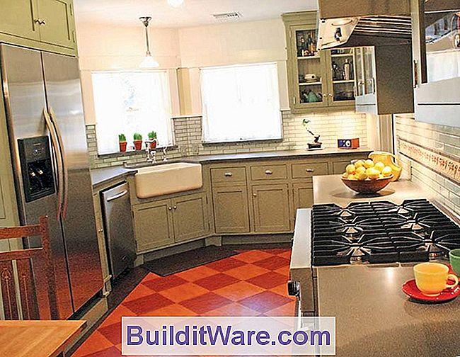 Fußboden Küche Queen ~ Die besten bodenbelag auswahl für old house küchen nützliche