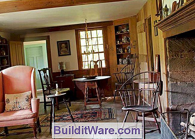 Ein Klassisches Haus Aus Dem 18 Jahrhundert Nützliche Hinweise Zu