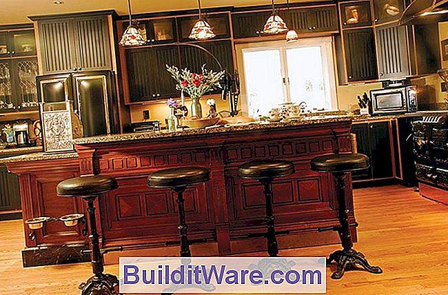 Een nieuwe oude keuken maken nuttig advies over reparatie maak