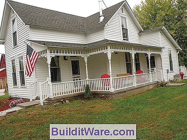 Bauernhaus In Indiana - Nützliche Hinweise Zu Reparieren. Machen Sie ...