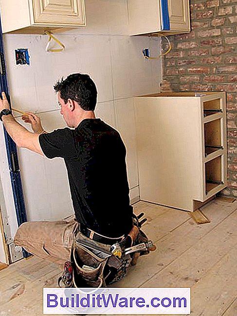 Installation Von Küchenschränken - Nützliche Hinweise Zu Reparieren ...