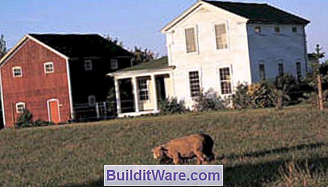 Nieuw oud huis op de prairie nuttig advies over reparatie maak